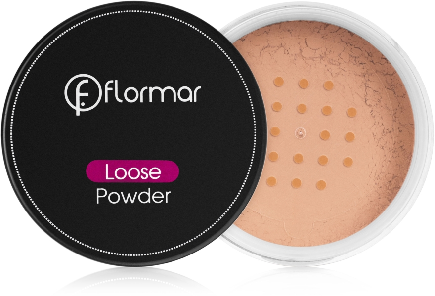Pudra - Flormar Loose Powder