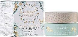 Parfumuri și produse cosmetice Balsam multifuncțional pentru față - Lumene Harmonia Nutri-Recharging Skin Saviour Balm