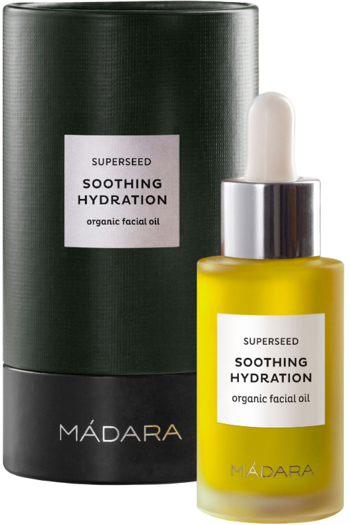 Elixir hidratant - Madara Cosmetics Superseed Soothing Hydration Beauty Oil — Imagine N1