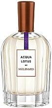 Parfumuri și produse cosmetice Molinard Acqua Lotus - Apă de parfum