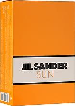 Parfumuri și produse cosmetice Jil Sander Sun - Set (edt/75ml + sh/gel/75ml)
