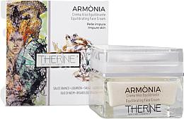Parfumuri și produse cosmetice Cremă echilibrată pentru față - Therine Armonia Equilibrating Face Cream