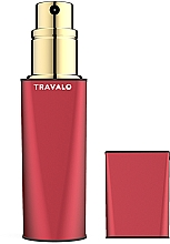 Parfumuri și produse cosmetice Atomizor - Travalo Obscura Red