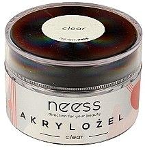 Parfumuri și produse cosmetice Gel de unghii - Neess Acrylic Gel