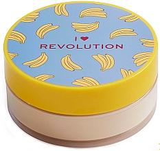 Parfumuri și produse cosmetice Pudră de față - I Heart Revolution Loose Baking Powder Banana