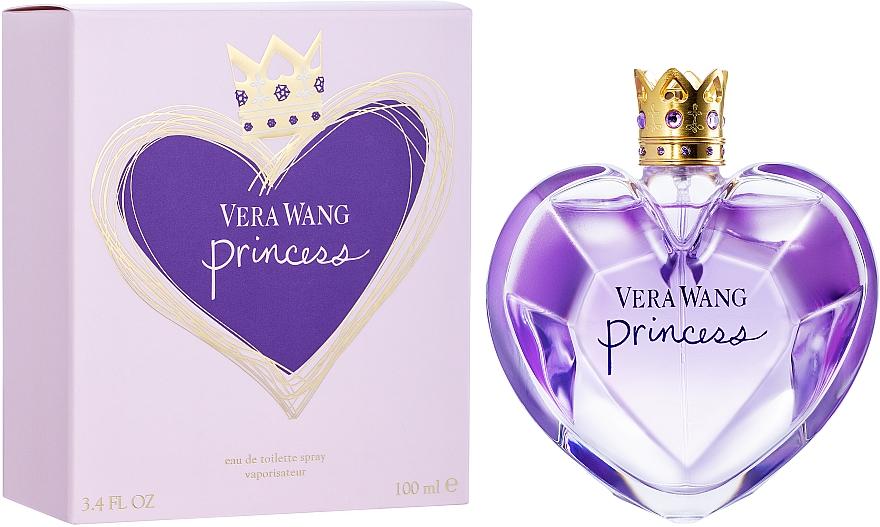 Vera Wang Princess - Apă de toaletă — Imagine N2