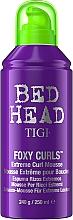 Spumă pentru păr ondulat - Tigi Bed Head Foxy Curls Extreme Curl Mousse — Imagine N3