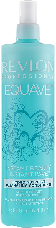 Balsam de păr - Revlon Professional Equave Nutritive Detangling Conditioner — Imagine N7