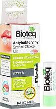 Parfumuri și produse cosmetice Balsam de buze - Bioteq Antibacterial Stick