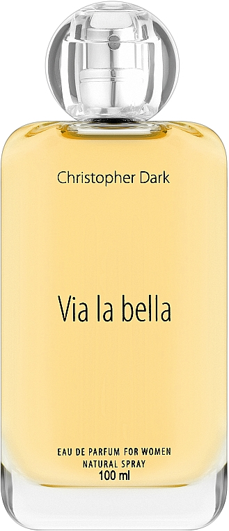 Christopher Dark Via La Bella - Apă de parfum