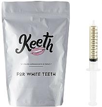 """Parfumuri și produse cosmetice Set cartuș de înlocuire pentru albirea dinților """"Lămâie"""" - Keeth Lemon Refill Pack"""