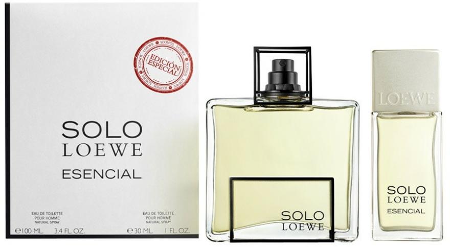 Loewe Solo Esencial - Set (edt/100ml+ edt/30ml) — Imagine N1