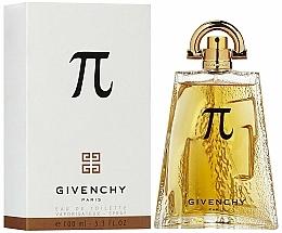 Parfumuri și produse cosmetice Givenchy Pi - Apă de toaletă