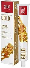 Parfumuri și produse cosmetice Pastă de dinți - Splat Gold
