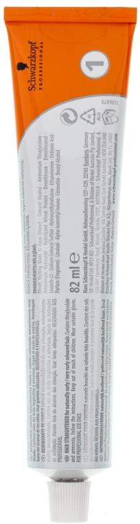 Set pentru îndreptarea părului - Schwarzkopf Professional Strait Styling Glatt kit 1 — Imagine N2