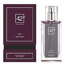 Parfumuri și produse cosmetice 42° by Beauty More VI Sophistiquee - Apă de toaletă