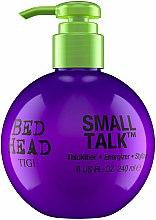 Parfumuri și produse cosmetice Cremă de păr - Tigi Bed Head Small Talk 3-in-1 Thickifier