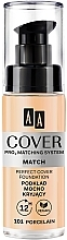 Parfumuri și produse cosmetice Fond de ten - AA Cover PRO3 Matching System Match