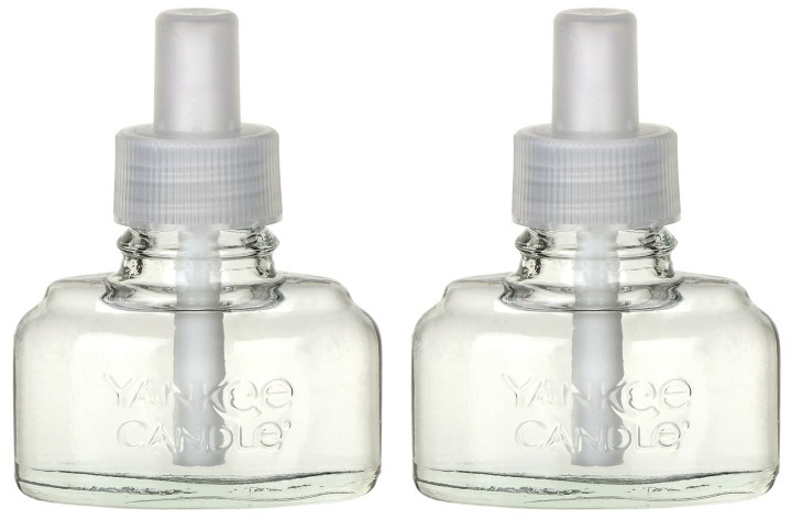 Rezervă pentru lumânare aromatică electrică - Yankee Candle Midnight Jasmine Scent Oil Refills — Imagine N2