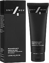 Parfumuri și produse cosmetice Cremă regenerantă pentru mâini - Unit4Men Citrus&Musk Revitalizing Hand Cream