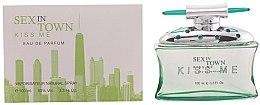 Parfumuri și produse cosmetice Concept V Design Sex In Town Kiss Me - Apă de parfum