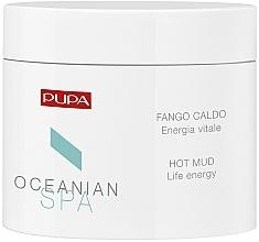 Parfumuri și produse cosmetice Cremă încălzitoare de corp - Pupa Hot Mud Life Energy