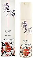 Parfumuri și produse cosmetice Ser-lifting de zi pentru față - Shi/dto Time Restoring Advanced Skin-lifting Face Serum Day With Nio-Oxy And Bio Kakadu Plum Extract