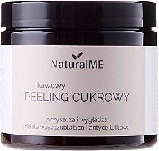 """Parfumuri și produse cosmetice Scrub cu zahăr """"Cafea"""" pentru corp - NaturalME"""