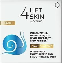 Parfumuri și produse cosmetice Cremă de zi intensiv hidratantă și cu efect de netezire pentru față - Lift4Skin Snail C+ Day Cream