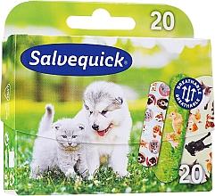 Parfumuri și produse cosmetice Plasture pentru copii - Salvequick Animal Planet