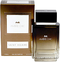 Parfumuri și produse cosmetice Saint Hilaire Ambre Chic - Apă de parfum