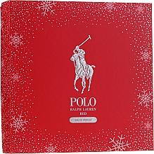 Parfumuri și produse cosmetice Ralph Lauren Polo Red - Set (edp/125ml + edp/40ml)