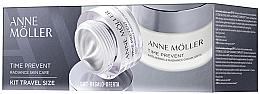 Parfumuri și produse cosmetice Set - Anne Moller Time Prevent (f/cr/50ml + f/cr/15ml)