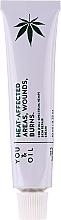 Parfumuri și produse cosmetice Cremă regenerantă cu extract de semințe de cânepă pentru corp - You & Oil Heat-affected Areas, Wounds, Burns