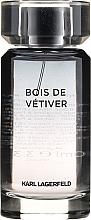 Parfumuri și produse cosmetice Karl Lagerfeld Bois De Vetiver - Apă de toaletă (tester cu capac)