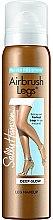 Parfumuri și produse cosmetice Spray pentru picioare - Sally Hansen Airbrush Legs Make-up Spray