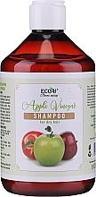 Parfumuri și produse cosmetice Șampon pentru păr uscat - Eco U Apple Vinegar Shampoo