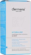 Parfumuri și produse cosmetice Cremă hidratantă și protectoare de zi pentru față - Dermena Skin Care Hydraline Cream