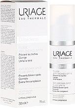 Parfumuri și produse cosmetice Emulsie împotriva petelor pigmentate - Uriage Depiderm Anti-Brown Spot Fluid SPF15