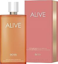 Parfumuri și produse cosmetice Hugo Boss Boss Alive - Gel de duș