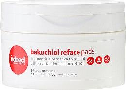 Parfumuri și produse cosmetice Burete pentru curățarea feței - Indeed Bakuchiol Reface Pads