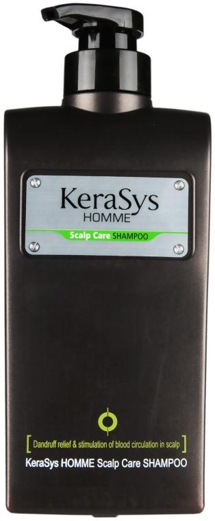Șampon-tratament pentru scalp - KeraSys Hair Balancing Shampoo — Imagine N1