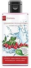 Parfumuri și produse cosmetice Apă micelară - GoCranberry