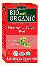 Parfumuri și produse cosmetice Vopsea naturală de păr - Henna Color