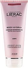 Parfumuri și produse cosmetice Scrub pentru corp - Lierac Body-Hydra+ Micropeeling Scrub