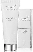 Parfumuri și produse cosmetice Pasta de dinți pentru albire - Swiss Smile Snow White Toothpaste