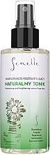 Parfumuri și produse cosmetice Tonic pentru față - Senelle Moisturizing And Brightening Natural Face Tonic
