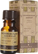 "Parfumuri și produse cosmetice Ulei esențial ""Juniper"" - Botanika 100% Juniperus Essential Oil"
