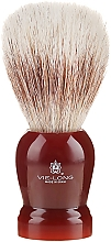 Parfumuri și produse cosmetice Pămătuf de ras 13710 - Vie-Long Shaving Brush Barbershop Horse Hair