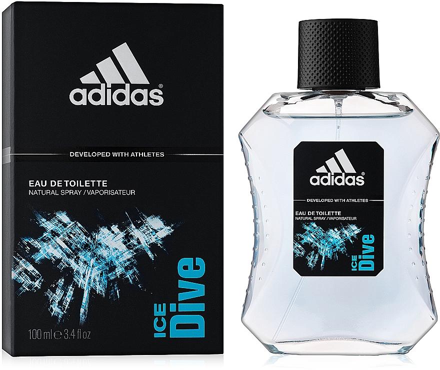 Adidas Ice Dive - Apă de toaletă — Imagine N2